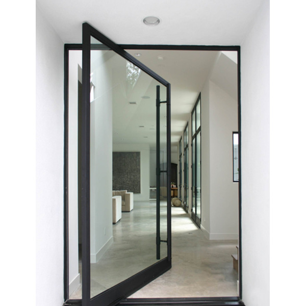 Aluminum Casement Swing Door Pri02