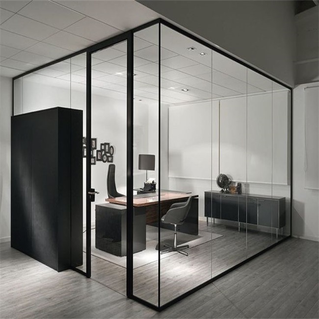 Privacy design glass office partition-kobe5264547025