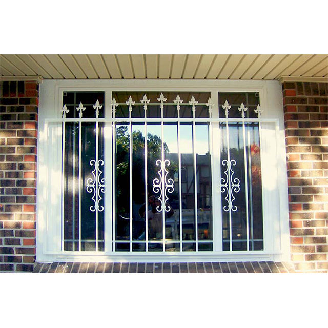 Modern Design Cast Iron Windows-BK093